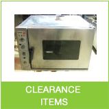 used catering goods priced for sale quickly