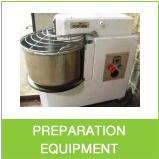 catering preparation equipment for sale