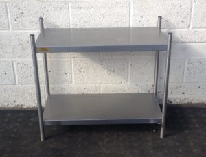 Bartlett B-Line Table with Undershelf
