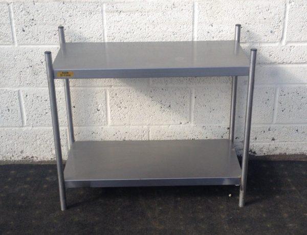 Bartlett B-Line Table with Undershelf 1