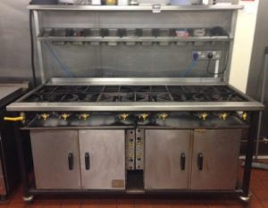 SHAKTI  9 Burner  Gas Range with Ovens