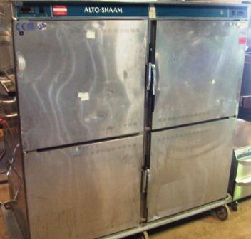ALTO SHAAM 1000 B02 4 Door Double Hot Hold Units