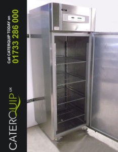 LOCKHART ARTICA Single Door Upright Fridge