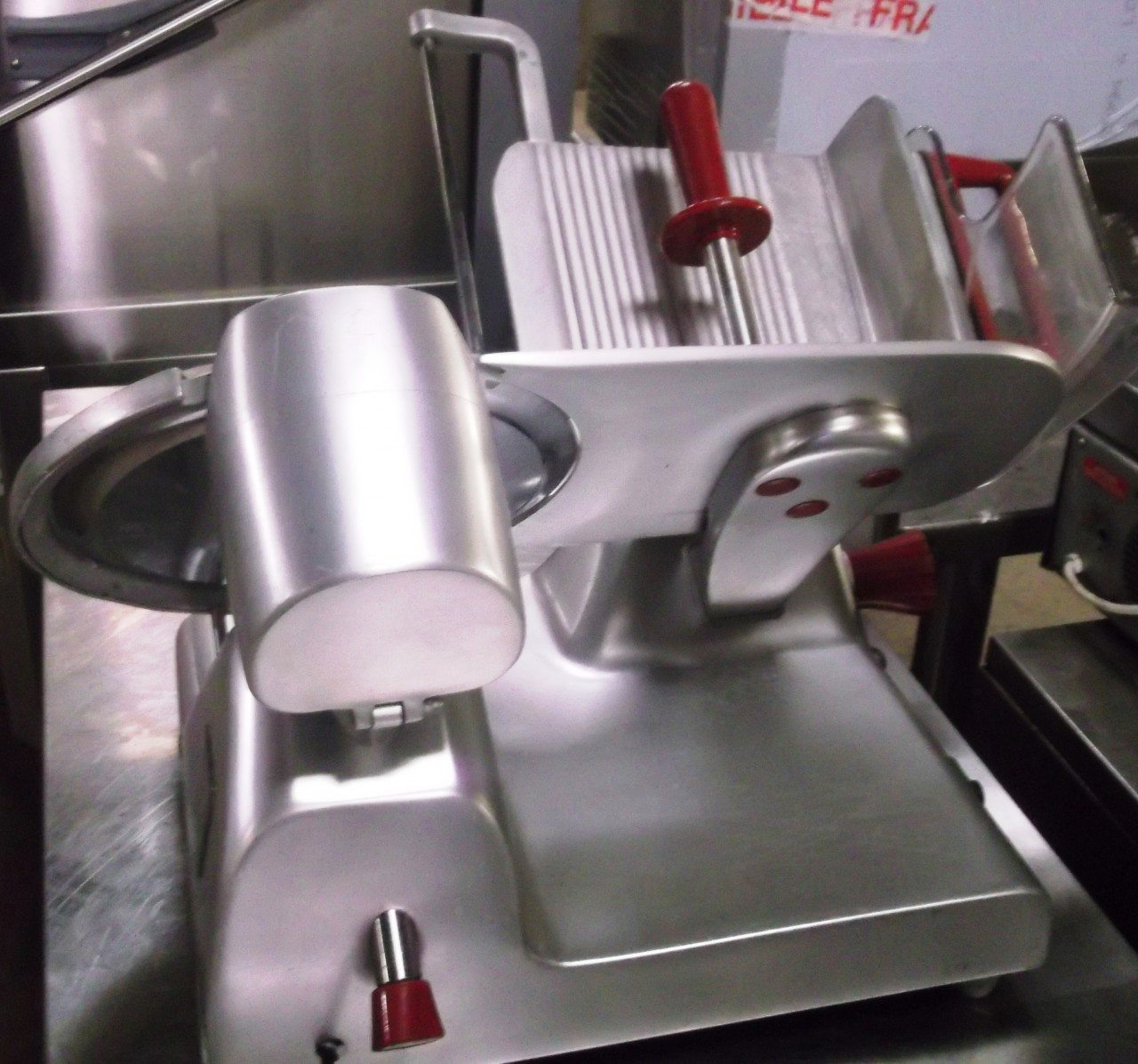 AVERY BERKEL 12 inch Gravity Feed meat Slicer