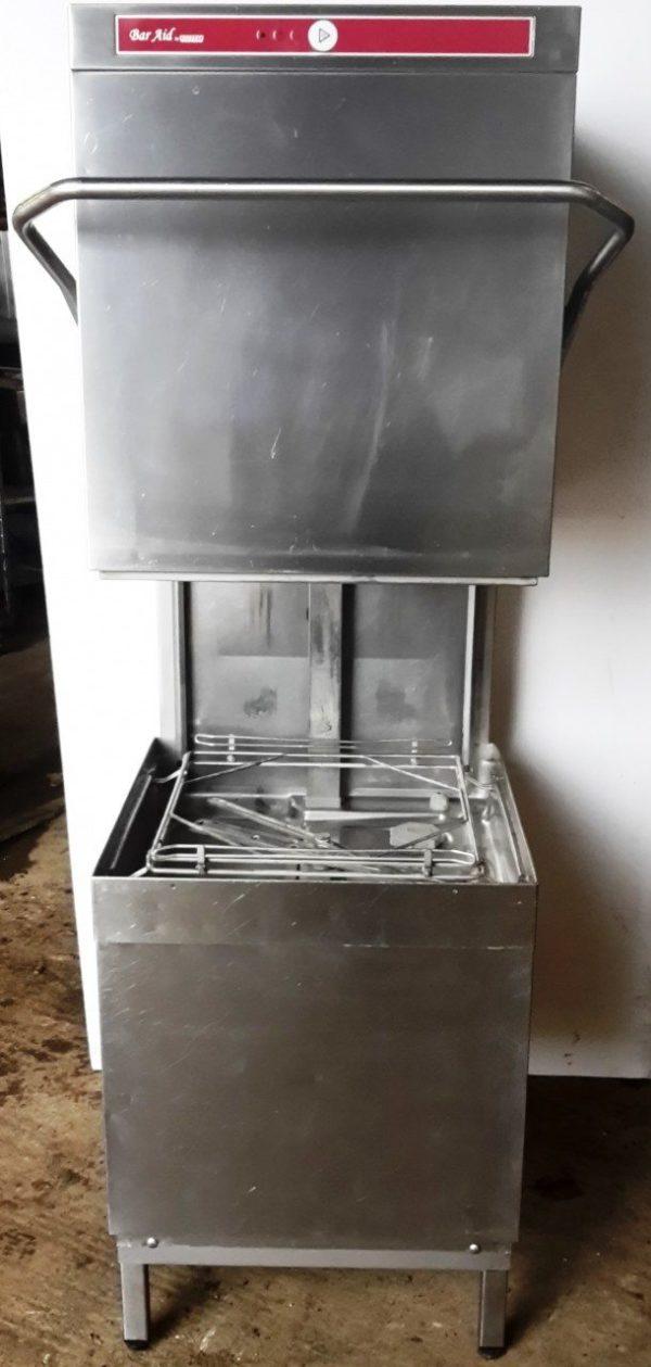 HOBART Bar Aid Pass Through Hood Dish Washer with Furniture