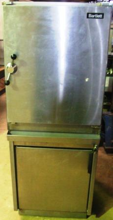BARTLETT Gas Atmospheric Steamer 1