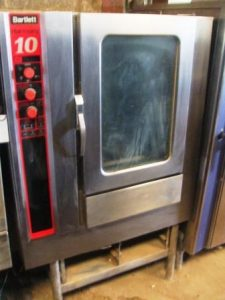 BARTLETT Harmony 10 Grid Gas Combi Oven CLEARANCE ITEM