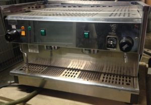 Bizerba 2 Group Coffee Machine