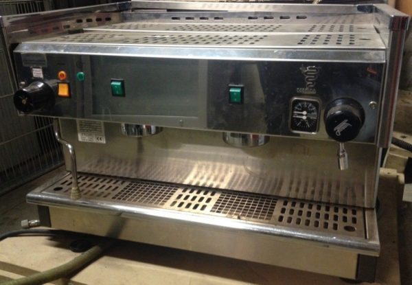 Bizerba 2 Group Coffee Machine 1