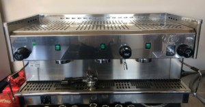 BIZZERA 3 Group Coffee Brewer. Showroom use only!! CLEARANCE ITEM