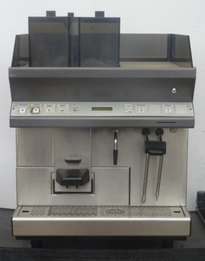 BLACK & WHITE Automatic Coffee Machine