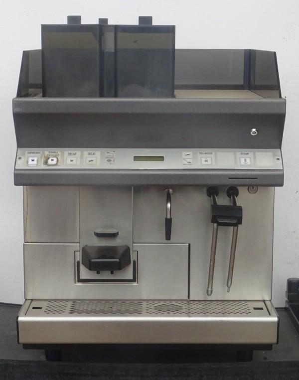 BLACK & WHITE Automatic Coffee Machine  1