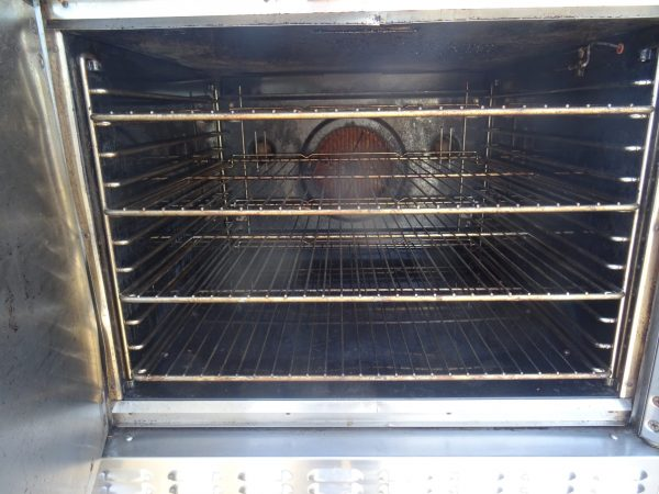 BLODGETT Xephaire Gas Convection Oven with Stand