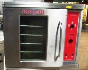 BLODGETT CTB Table Top Electric Convection Oven with Stand