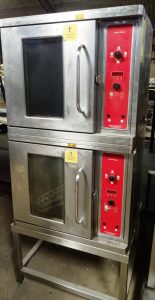BLODGETT Stacked CTB Electric Convection Ovens