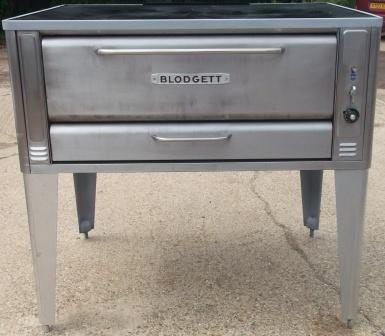 BLODGETT Gas Single Deck Pizza Oven