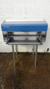 BLUE SEAL Evolution Heavy Duty 2 Burner Salamander grill