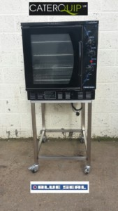 BLUE SEAL G32 Gas Convection Oven and Stand