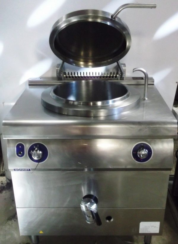BONNET 60 Litre Indirect Gas Boiling Kettle