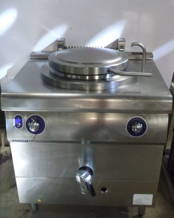 BONNET 60 Litre Indirect Gas Boiling Kettle 1