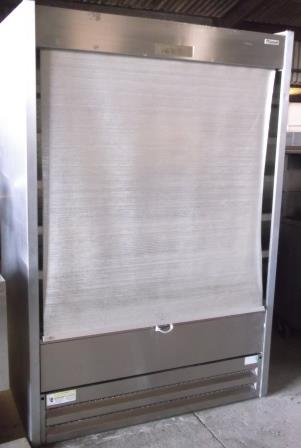 Caravell 5 Shelf Stainless Steel Chilled Multideck Display 1