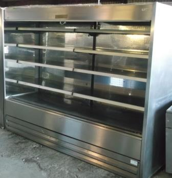 Caravell 4 Shelf Chilled Multideck Display