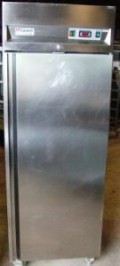 CARAVELL Single Door Upright Fridge