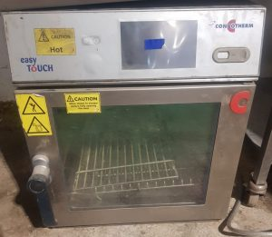 CONVOTHERM Table Top Combi Oven – CLEARANCE ITEM Limited warranty