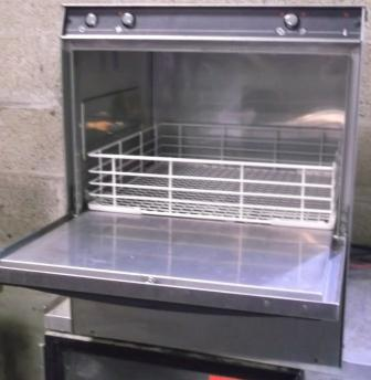 DC SERIES 50cm Basket Glass Washer