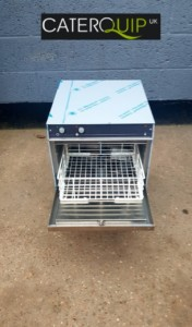 DC SERIES 35cm Basket Glass Washer