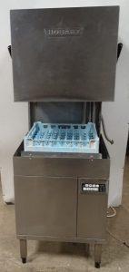 HOBART HX40EX-40 Pass Through Dishwasher