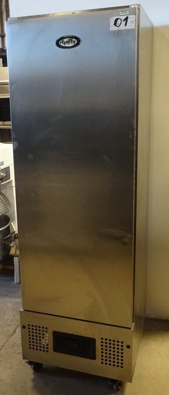 FOSTER FSL400H Single Door Fridge 1