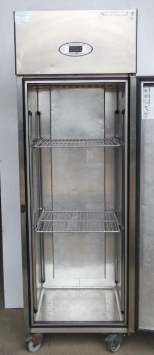 Foster PROG600L Single Door Freezer