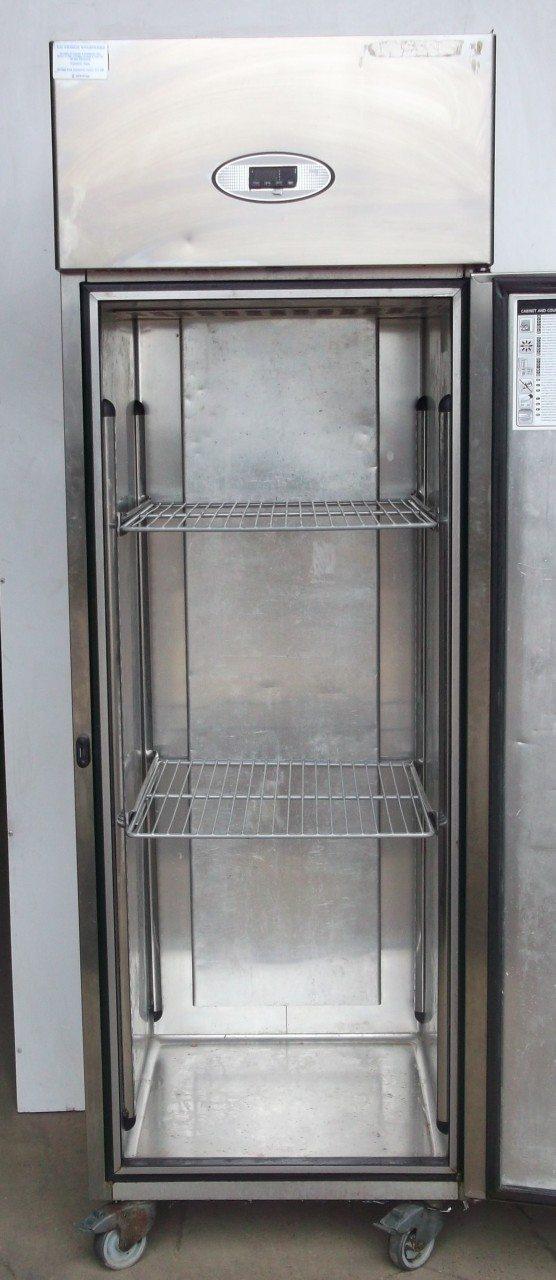 Foster PROG600L Single Door Freezer 1