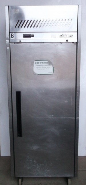Williams LJ1SA Single Door Freezer