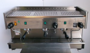 Bizerba 3 Group Coffee Machine