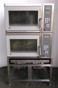 Leventi Double Stacked Combi Oven