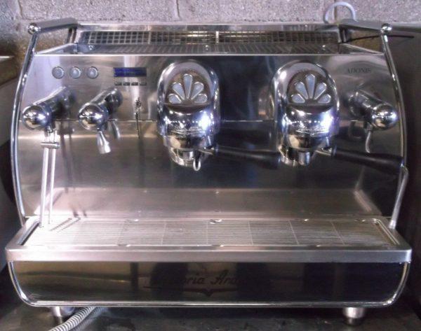 Adonis 2 Group Coffee Machine 1
