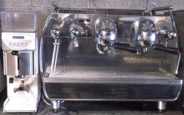 Adonis 2 Group Coffee Machine