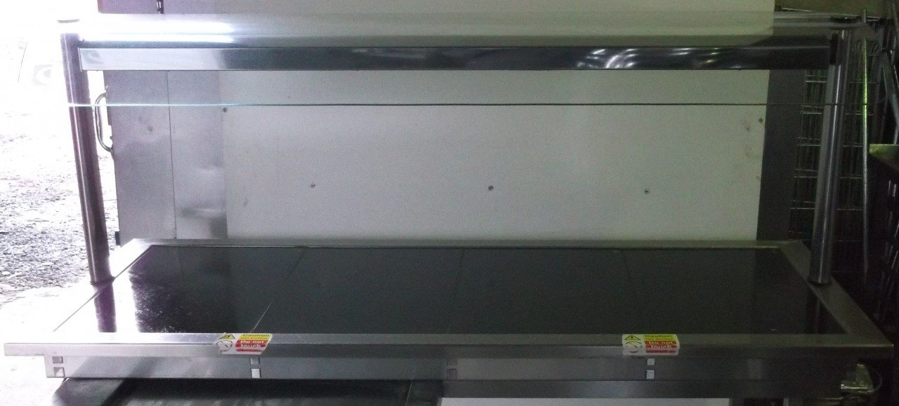 Large Drop In Heated Servery