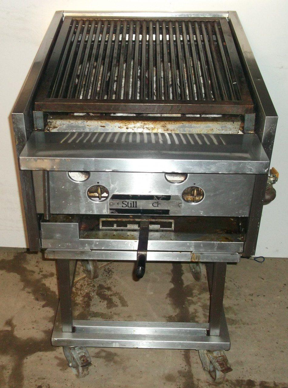 ARCHWAY 2 Burner Gas Char Grill