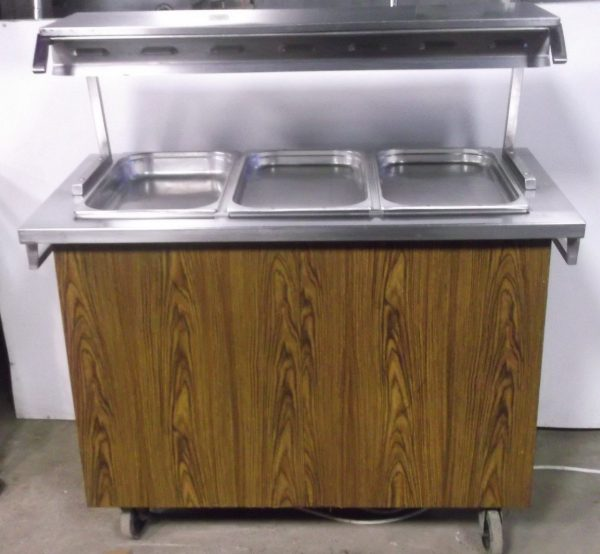MOFFAT Servery with Hot Cupboard