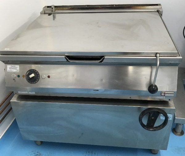 DIAMOND 85 litre Gas Bratt pan 1