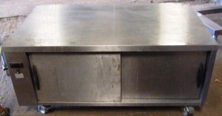 MOFFAT Dwarf Hot Cupboard CLEARANCE ITEM 1