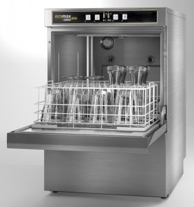 Brand New HOBART Ecomax PLUS G403S Under Counter Glass Washer with Softener