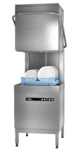 Brand New HOBART Ecomax PLUS H603 Pass Through Hood Dish Washer