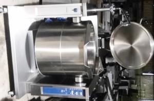 ELECTROLUX 100 Litre Gas Tilting Kettle