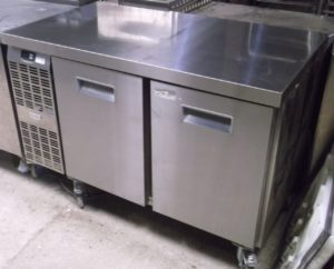 ELECTROLUX PROFESSIONAL 2 Door Bench Fridge