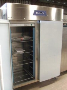 ELECTROLUX Double Door Freezer