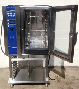 ELECTROLUX Touchline Air o Steam Electric 10 Grid Combi Oven. Brand New B Grade